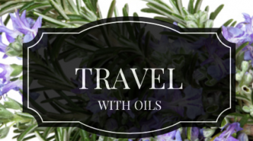 Travel with Oils: Rosemary