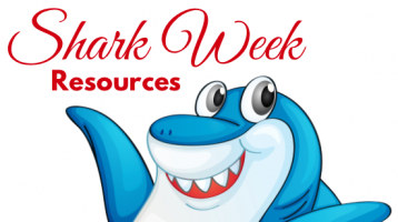 shark week resources via paradisepraises.com