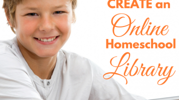 Creating a Library to Organize Online Resources, Printables & Articles
