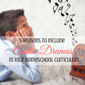 5 Reasons to Include Audios in Your Homeschool Curriculum