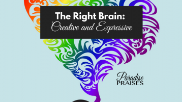 The Right Brain: Creative and Expressive