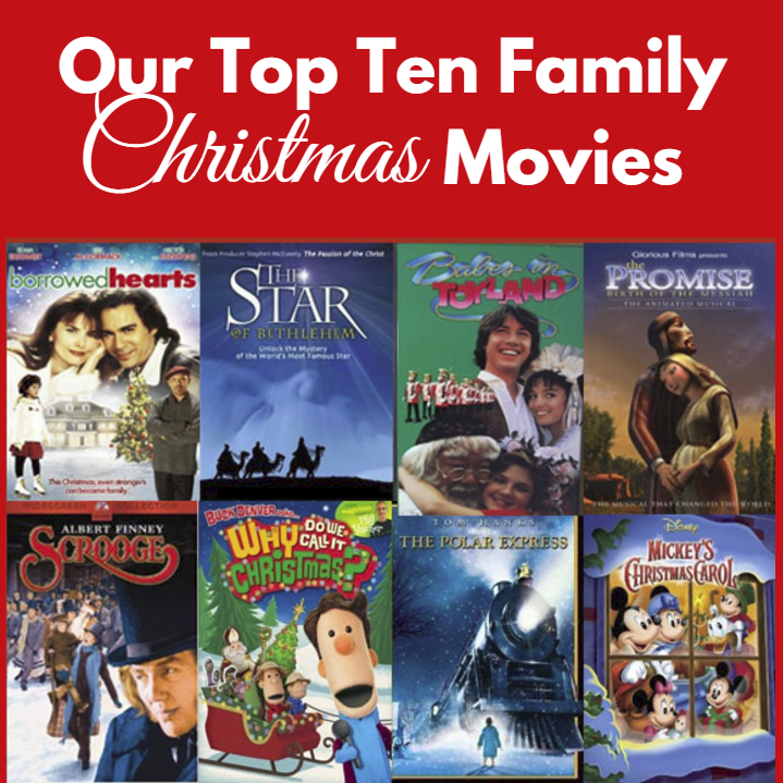 Best Christmas Movies Of All Time: Our Top Ten Family Christmas Movies