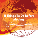 Moving Internationally