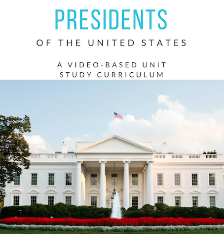 Presidents unit study