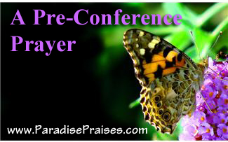 A Pre-Conference Prayer