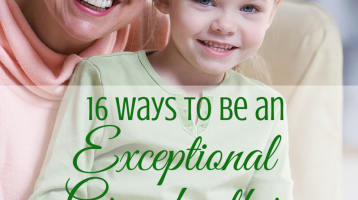 16 Ways to be a Good Grandmother