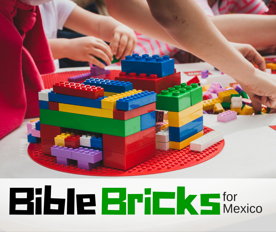 Donate to Bible Bricks for Mexico: lego group education