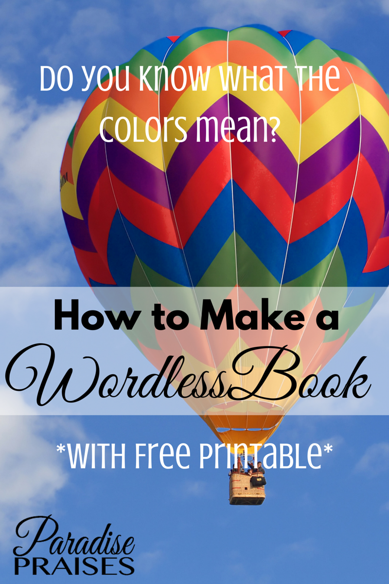 Wordless book resources