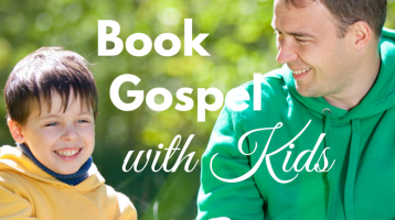 How to Share the Wordless Book Gospel with Kids (Free Printable)