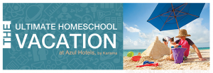 ultimate homeschool vacation www.ParadisePraises.com