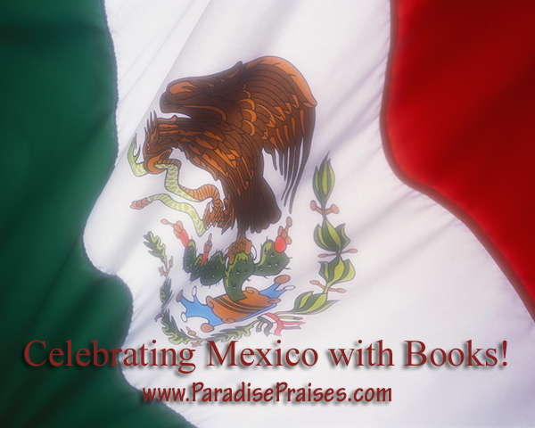 Books About Mexico & Mexican Flag Printable (What to Read Link Up)
