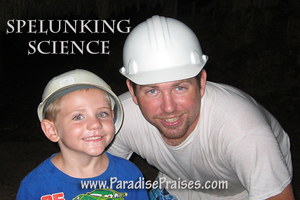 Spelunking Science