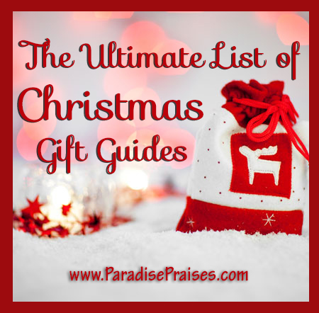 The Ultimate List of Christmas Gift Guides (and Link up)