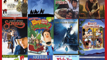 Our Top Ten Family Christmas Movies