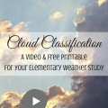 Cloud Classification free video & printable at ParadisePraises.com