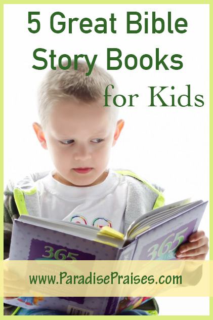 Kids Bible Stories & Free Printable (What to Read Link Up)