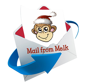 Mail from Melk