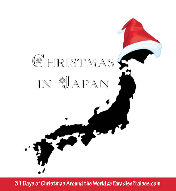 Japanese Christmas Traditions.Christmas In Japan