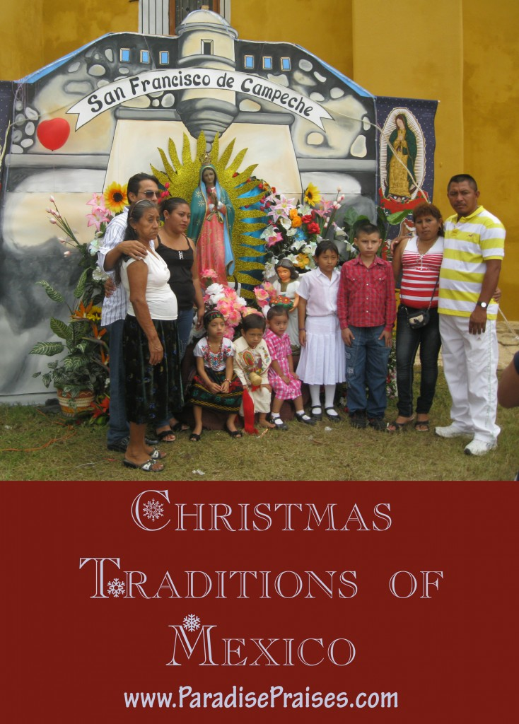 Virgin of Guadalupe, December 12, #Mexico #Catholic #Holiday www.ParadisePraises.com