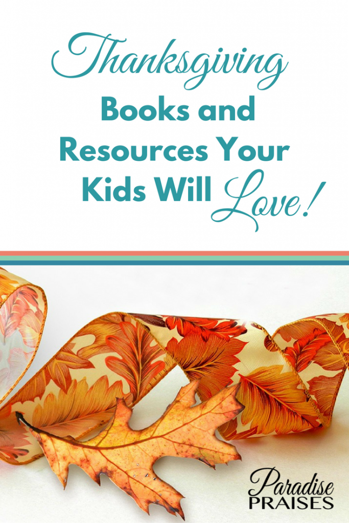 Thanksgiving books and resources
