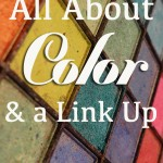 Colors Link Up, What to Read, Paradise Praises, homeschool resources, Children's Lit