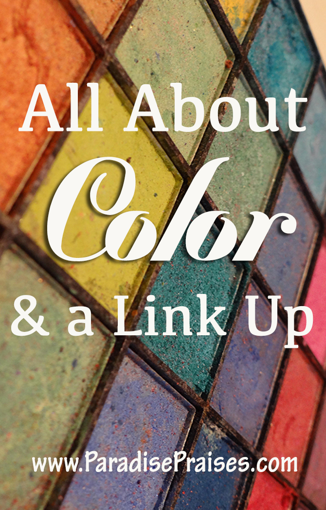 All About Colors (What to Read Link Up)