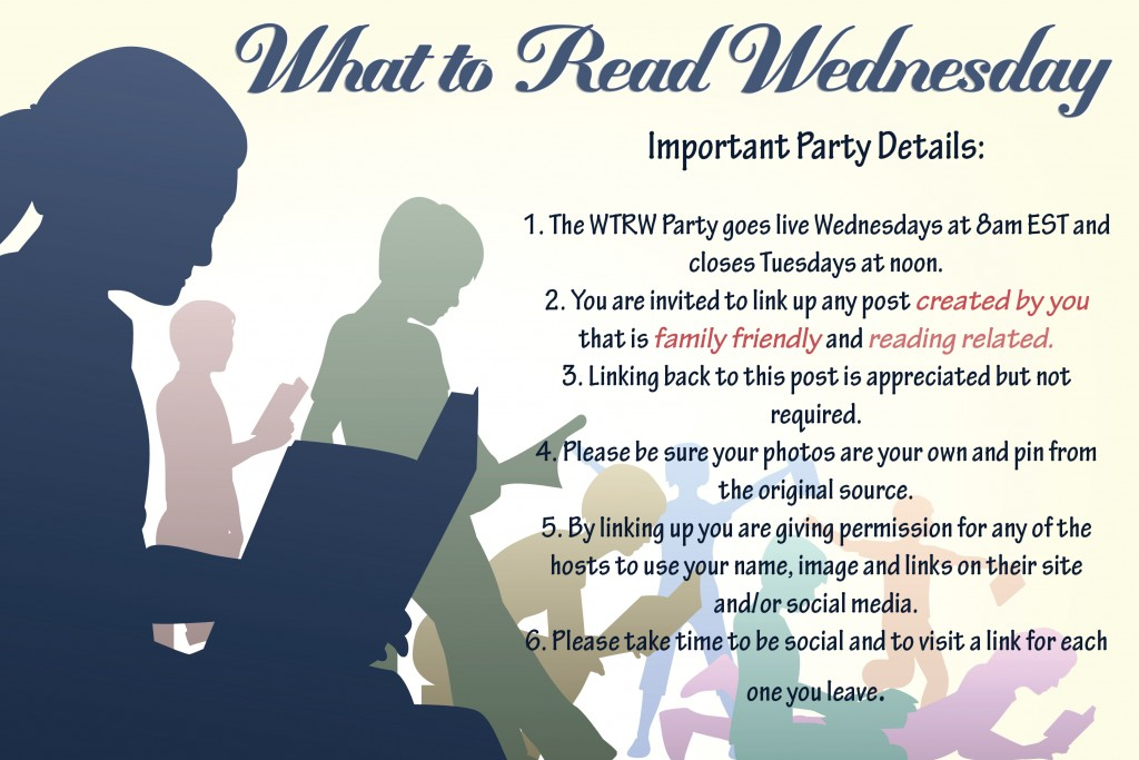 What to read wed linky party rules