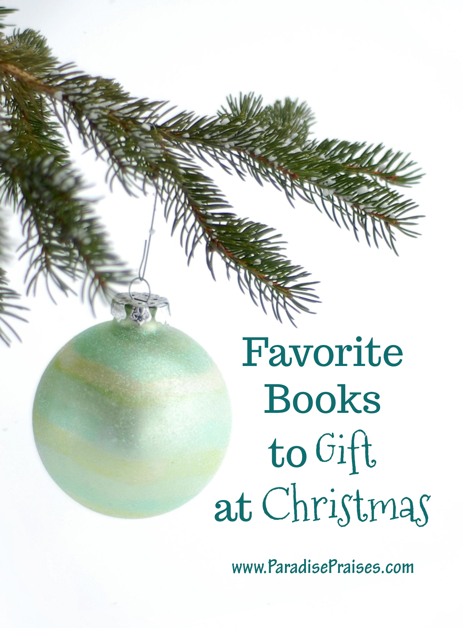 10 Favorite Gift Books for Christmas