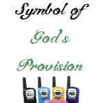 Surprising Symbol of God's Provision @ParadisePraises.com for Christmas