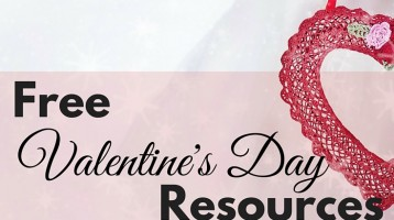 Free Valentine's Day Resources (Free Homeschool Helps)