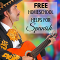 FREE Homeschool Helps for Spanish Class! via ParadisePraises.com