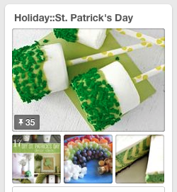 St. Patrick's Day Holiday Crafts, Foods and Activities