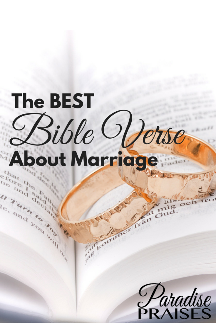 This selection of Bible verses will help inspire you as you write your vows for your Christian marriage ceremony
