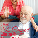 8 Ways to Connect with Out of Town Grandkids via ParadisePraises.com