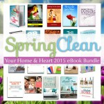 Spring Clean Book Bundle March 2-7, 2015, www.ParadisePraises.com/spring-clean