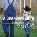 A Grandparent's Many Roles in the Family @ParadisePraises.com