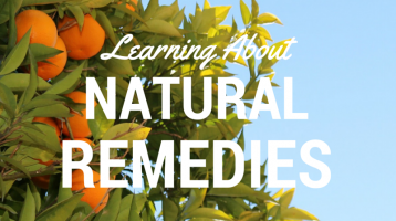 Learning About Natural Remedies
