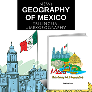 Geography of Mexico @ParadisePraises.com