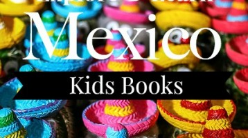 Books About Mexico (What to Read Link-Up)
