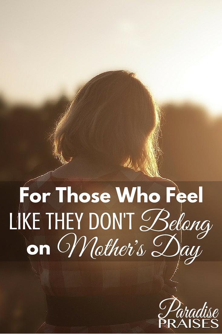Quotes About Loss Of Friendship For When You Don't Belong On Mother's Day