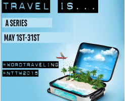 Travel is . . .