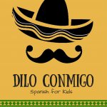 Dilo conmigo Spanish for kids at ParadisePraises.com