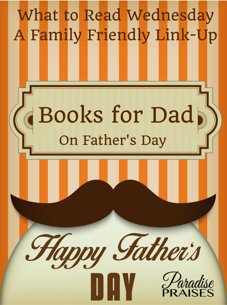 The best books for dad this Father's Day. Gift your favorite Dad any of these books and he will be excited! ParadisePraises.com