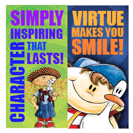 We Choose Virtue via ParadisePraises.com