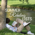 FInd summer reading lists for all ages at ParadisePraises.com