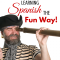 Learn Spanish the Fun Way! via ParadisePraises.com