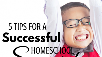 5 Tips for a Successful Homeschool Spanish Experience