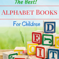 The best alphabet books for children. Perfect for adding to preschool lesson plans. ParadisePraises.com