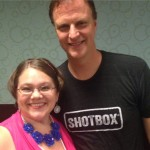 Katie & Aaron Johnson, ShotBox Creator