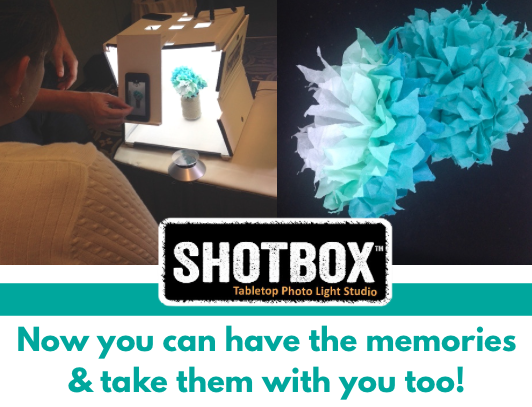 Creating Digital Memories with Shotbox at ParadisePraises.com